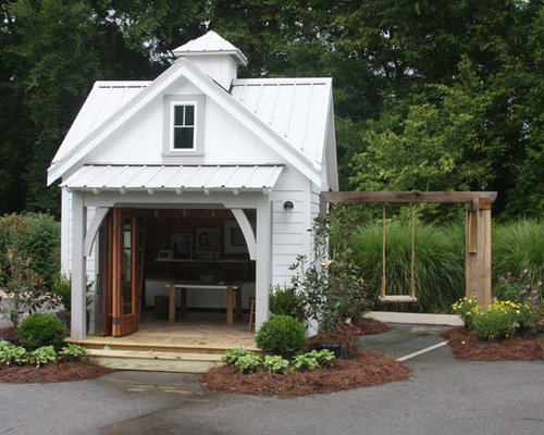 traditional nashville garage and shed design ideas pictures remodel