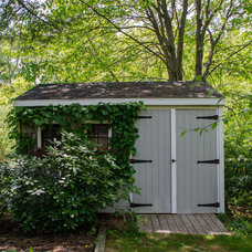 Traditional Garage And Shed by Corki Gray, Broker, Keller Williams Realty