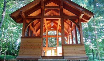 3-season garden pavilion