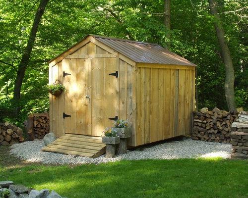 Idee Per Il Giardino Piccolo : Foto e idee per capanni da giardino o per gli attrezzi piccoli