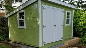 8x10 Backyard Storage Shed