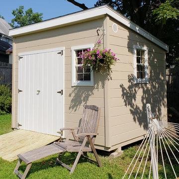 8x10 Backyard Storage Sheds