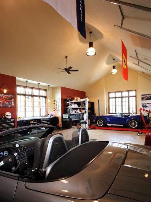 Foto e idee per garage e rimesse garage e rimesse calgary for Idee di garage staccate