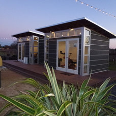 Modern Garage And Shed by Studio Shed
