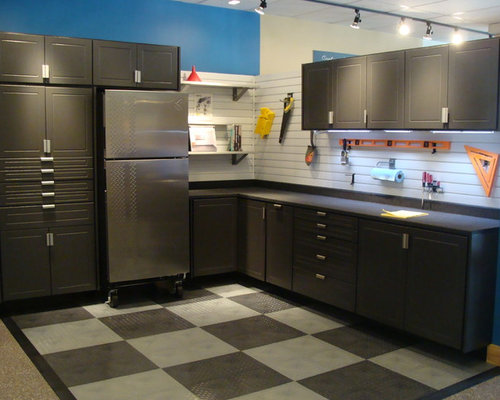 Powder Coated Cabinets Ideas, Pictures, Remodel and Decor