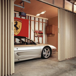 This is an example of an industrial garden shed and building in Los Angeles.