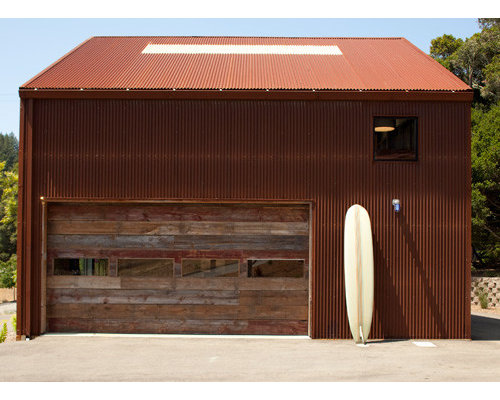 Mid Sized Urban Detached Shed Photo In San Francisco