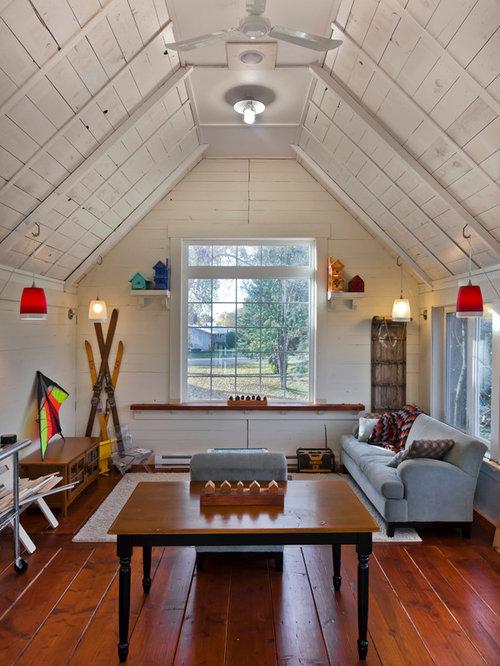 kleine skandinavische garagen und ger teschuppen bilder. Black Bedroom Furniture Sets. Home Design Ideas
