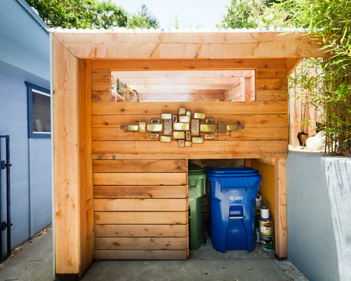 Trash Chute To Garage Ideas Pictures Remodel And Decor