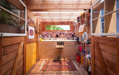 Houzz Call: Show Us Your Hardworking Garden Shed!