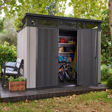 Artisan 9x7 Storage Shed by Keter