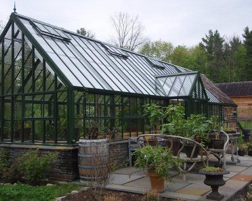 English Greenhouse Houzz