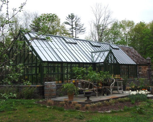 Victorian Greenhouse Houzz