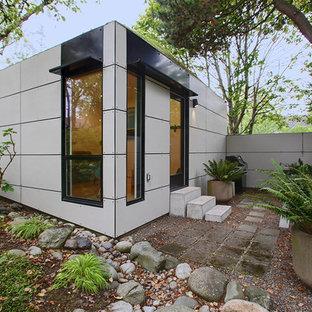 Abri de jardin moderne de luxe : Photos et idées déco d\'abris de jardin
