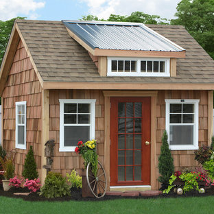 Shed - traditional shed idea in Newark