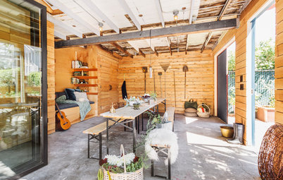Seattle Shed Packed With Creativity and Budget-Friendly Ideas