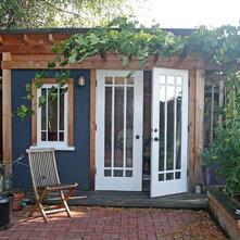 Garden office an ideabook by weemoo for Garden room 5x3