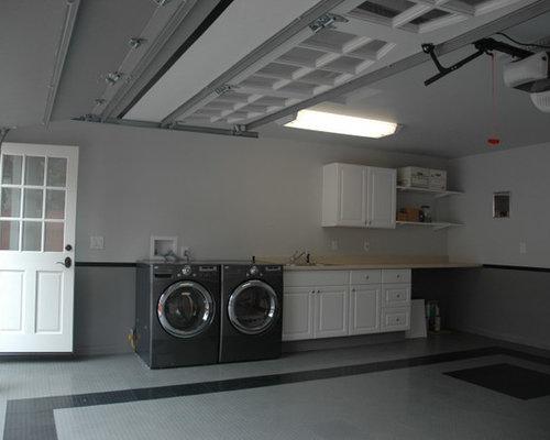 Garage Floor Tiles Houzz