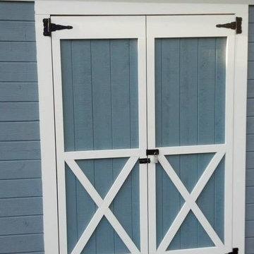 Barn Door Work