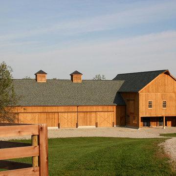 Barn for a New Old Farmhouse