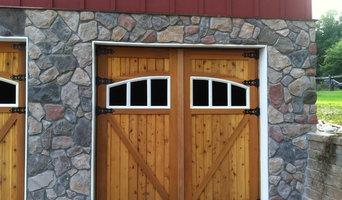 Barn House Stone Veneer