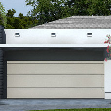 Contemporary Garage And Shed by Eurohabitat Usa