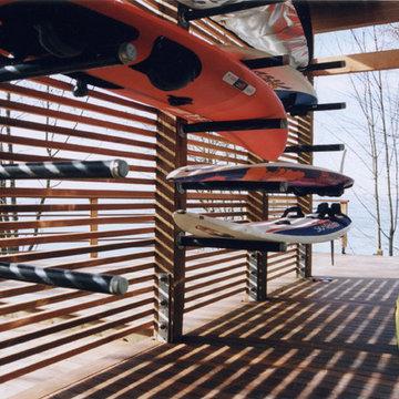 Boardshed