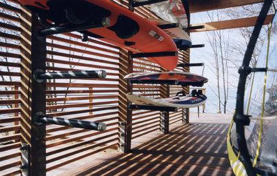 20 Great Storage Spots for Summer Gear