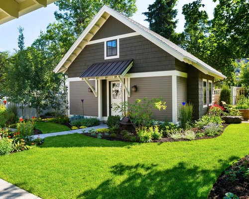 Exterior Garage And Shed Paint Colors Houzz