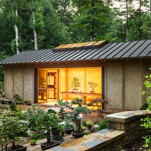 Photo of a small asian detached garden shed in Other.