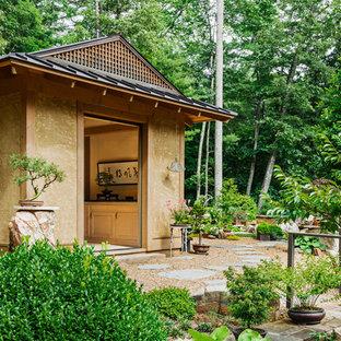 Idéer för små orientaliska fristående trädgårdsskjul