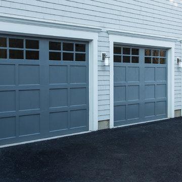 Bumble Bee Garages