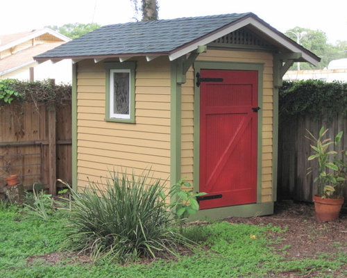 Shed Door Design Ideas