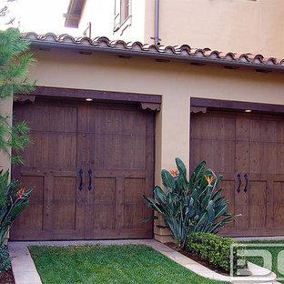 Spanish Style Garage Door Houzz