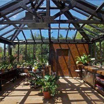 California Orchid Estate Greenhouse