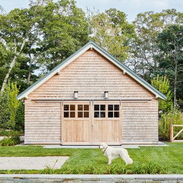 Cape Cod Home -  New Construction