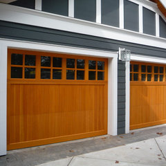 traditional garage doors by Harbour Door Services Ltd.