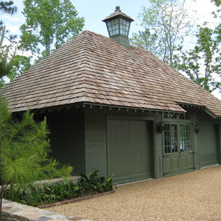 Example of a classic detached shed design in Birmingham