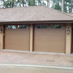 Steel Insulated Garage Doors Clopay Model 4051 Steel