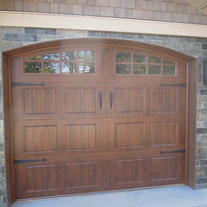 Craftsman Garage Doors by Harbour Door Services Ltd.