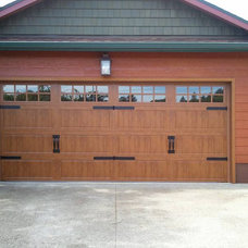 Garage And Shed by American Industrial Door, LLC