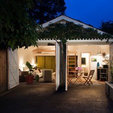 Contemporary Garage And Shed by Beth Dana Design