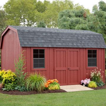 Colonial Dutch Barn