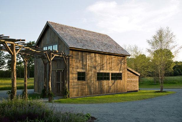 Farmhouse Shed by Demetriades + Walker