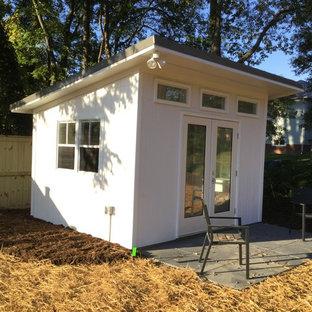 Abri de jardin contemporain Raleigh : Photos et idées déco d\'abris ...
