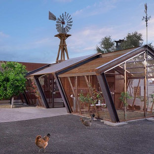 Design ideas for a large country detached garden shed in Phoenix.