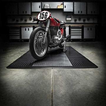 Cool Garage Floors Too - By RaceDeck
