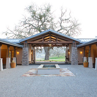 Expansive detached barn in San Luis Obispo.
