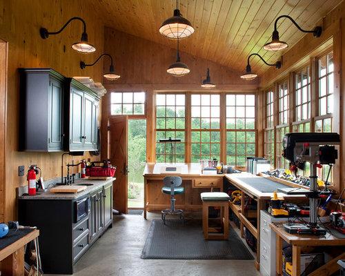 Home Workshop Workbench