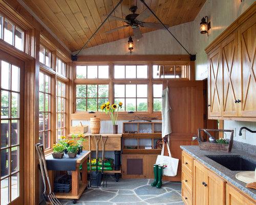 Shed Pictures Design: Garden Shed Interior